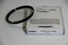 Tiffen 72mm Soft/FX 3 Filter