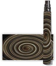 E Cig Battery Skins eGo/Vision/Itaste Clk/Other Vinyl Vapor Wraps ecig -TWIRL