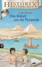 Historix-Ratekrimi 2. Das Rätsel um die Pyramide +BONUS