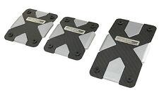 SHUTT - 'Metal Shuttuner' Carbon Fiber Pedal Peds - Set