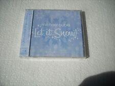 MICHAEL BUBLE' - LET IT SNOW! - JAPAN CD
