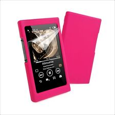 TUFF LUV Sony NW-A35 / A36 / A37 Silicone case & Screen Protection - Pink