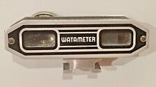 Vintage Watameter Super Accessory Shoe Mount Rangefinder