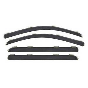AVS 4-Piece In Channel Ventshade for Ford/Lincoln Fusion/MKZ/Zephyer 2006-2012