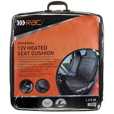 New High Quality RAC Heated Car Seat Cushion -2 Heat Settings,Heats Front/Back