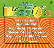 Hits of the 70's (36 tracks, BMG) Rose Royce, M, Hot Butter, John Travo.. [3 CD]