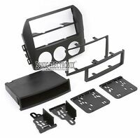 Metra 99-7506 Single/Double DIN Install Dash Kit for 2006-08 Mazda Miata MX-5