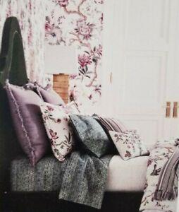 Ralph Lauren Notting Hill Eaton Green King Flat Sheet $145 NIP