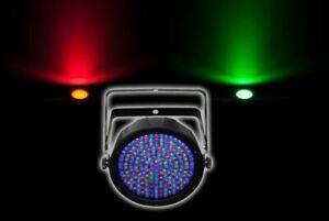 Chauvet SlimPAR 64 RGBA Compact DMX LED Wash Light Slim Par SlimPAR64