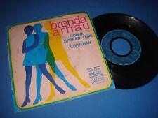 RARE SP 45T / BRENDA ARNAU / GONNA SPREAD LOVE / 38.228 UAF / BIEM soul funk pop