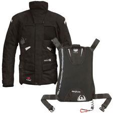 Blousons noirs tous airbag pour motocyclette