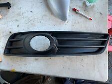 Audi A3 8P Nebelscheinwerfer Abdeckung Gitter Stoßstange links 8P0807681H origin