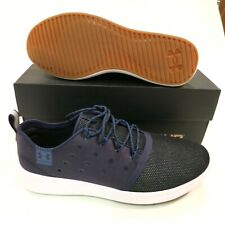 $75 Men's Under Armour UA  Charge 24/7 Low Blue Size 10.5 NEW