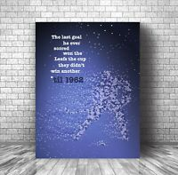 Lyrically Inspired Canvas or Plaque Wall Decor 50 Mission Cap by Tragically Hip