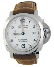 Panerai Pam 1499 44mm Luminor Marina1950 White Dial 3 Days Mens Watch