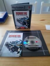 Resident Evil: Outbreak (Sony PlayStation 2, 2004)
