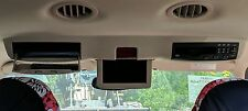 2004 Ford Explorer Mountaineer Overhead Console w/ DVD Player and Screen KS