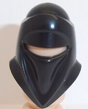 Lego Star Wars Guard Helmet x 1 Black for Minifigure