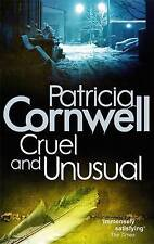 Cruel And Unusual by Patricia Cornwell (Paperback, 2010)