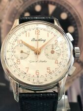 Orologio Watch Cronografo Breitling Anni 50