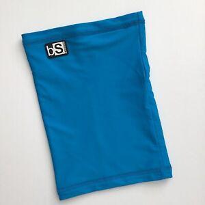 BS Blackstrap Facegear Unisex Men's Women's Neckwarmer Neck Gaiter Blue O/S