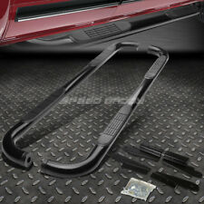 """FOR 04-08 FORD F150 CREW/SUPERCREW CAB BLACK 3""""SIDE STEP NERF BAR RUNNING BOARD"""