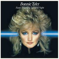 BONNIE TYLER - FASTER THAN THE SPEED OF NIGHT  CD NEW!