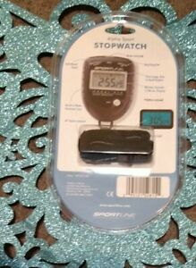 Econosport Stopwatch All Purpose Sports Timer
