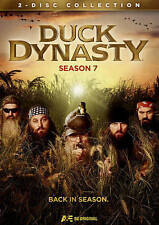 DUCK DYNASTY SEASON 7  DVD Set  NEW!!!FREE FIRST CLASS SHIPPING !!