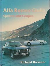 ALFA ROMEO GIULIA 101 105 115 SERIE COUPE SPIDER Design & production libro di storia