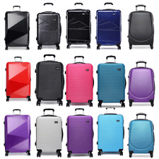 Hardshell Luggage Lightweight Travel Suitcase ABS/PC Case Cabin 20 inch