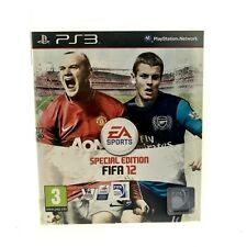 Ps3 Special Edition Fifa 12 Football Game Soccer EA Sports Pal Network Features