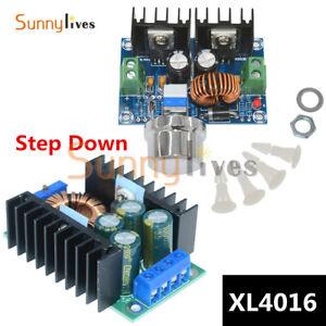 XL4016 DC CC 8A/9A 280W Step Down Buck Converter 7V-40V to 1.2-35V Power Module