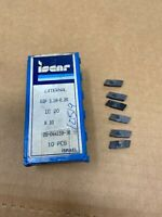 (6 Inserts) ISCAR GIP 3.18-0.20  IC20  CARBIDE INSERTS