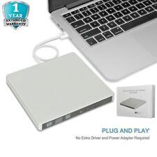 Esterno USB 2.0 DVD Rw CD Rw Masterizzatore Drive DVD Bruciatore Scrittore Per Laptop PC Mac