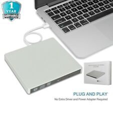 External USB 2.0 DVD RW CD RW DVD Drive Rewriter Burner writer for Laptop PC MAC
