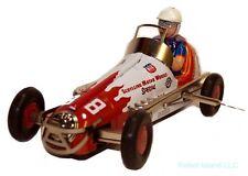 Sprint Champion Racer Tin Toy Car Windup Car Yonezawa Schylling SALE!