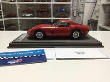 FERRARI 250 GTO 1962 BBR 1/18 Cod. 1807 Limited 300 pcs