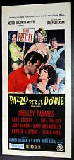 locandina film GIRL HAPPY - PAZZO PER LE DONNE Elvis Presley Boris Sagal 1965