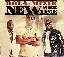 D O L A  M I Z I K 'NEW YORK TIME' HAITIAN KOMPA MUSIC CD CREOLE BAND {MUST BUY}