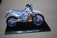 MAISTO DIECAST 1;18  YAMAHA  TT 250R  MODEL MOTORBIKE
