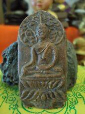 Phra Chiangsaen Prokpho Buddha Talisman Magic Ancient Thai Buddhist Amulet