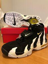57673b1077 New Nike Air Max DT 96 Deion Sanders White Black Penny Diamond Turf Sz 12