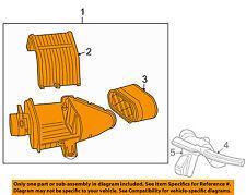 Hummer GM OEM 03-07 H2 6.0L-V8-Air Filter 19153610