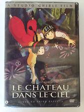 DVD *** LE CHATEAU DANS LE CIEL  *** de Hayao Miyazaki
