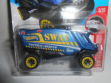 Hot Wheels 2017 HW Rescue Series Aero Pod (SWAT)