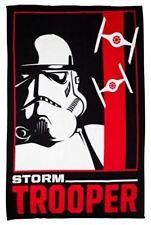 """Star Wars Classic """"Trooper"""" Fleece Blanket The Last Jedi"""