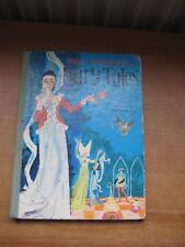 Vintage Hans Andersen's Fairy Tales Illustrated Hardback (1964) retold for young