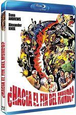 CRACK IN THE WORLD (1965) **Blu Ray B** Dana Andrews, Alexander Knox,