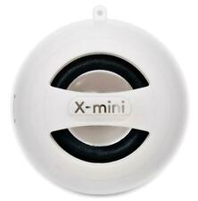 X-Mini II XAM4-B Portable Capsule Bluetooth speaker. white